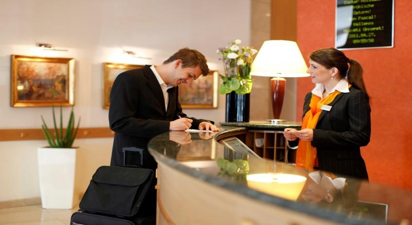 اصول الإتيكيت داخل الفنادق