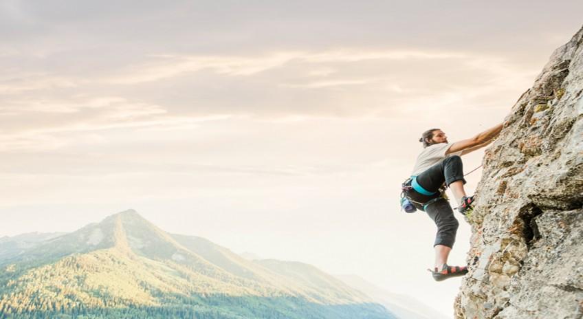 نصائح تفيدك اذا كنت من هواة  تسلق الجبال