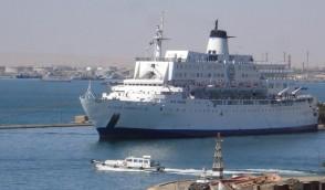 ميناء السويس
